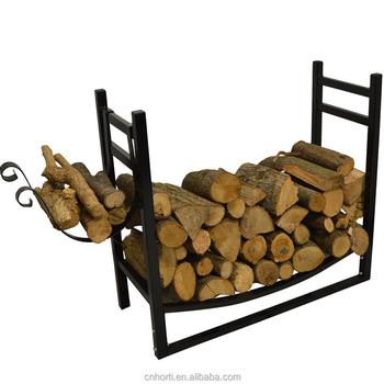 EL 173 Metal Log Storage Rack