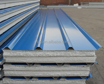 Roof Panel Eps Metal Sheet Laminated Panel Buy Laminated
