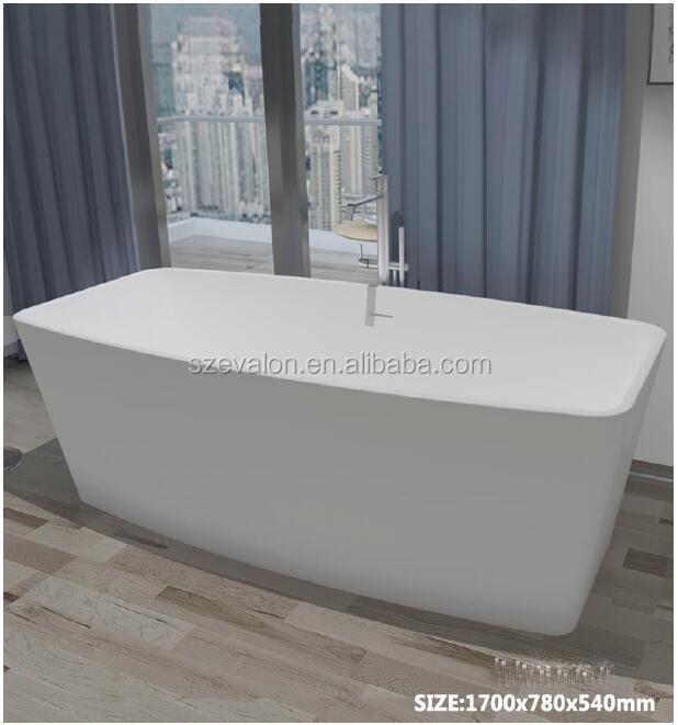 Philippines Bathtub 1 Person Hot Tub Cultured Marble Tubs,Bathroom ...