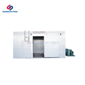 Commercial refrigerator prefabricated cold store for restaurant