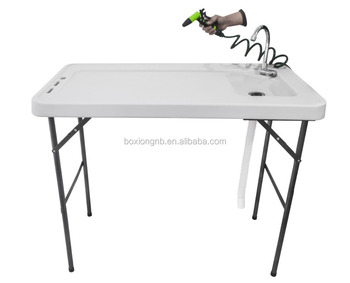 Fabulous Outdoor Sink Camping Table Filleting Bench Buy Outdoor Sink Camping Table Filleting Bench Product On Alibaba Com Uwap Interior Chair Design Uwaporg