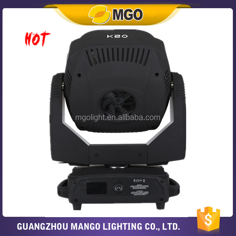 LED Stage Lighting 37*15w BEE-EYE k20 LED Moving head Light For DJ Stage Show Effect Wedding/Club/Party Lighting