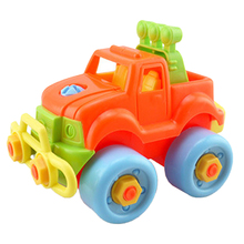 Pop Christmas Gift Kids Child Baby Boy Disassembly Assembly Classic Car Toy
