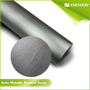 Hot Selling Matte Metallic Brushed catpiano vinyl for Car Wrapping