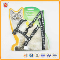 Pet Collars And Leashes Cat Collars And Leashes Cat Harness For Wholesale