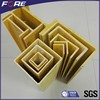 FRP Profiles,density of frp material,Radiation protection fiberglass square tube round tube for construction