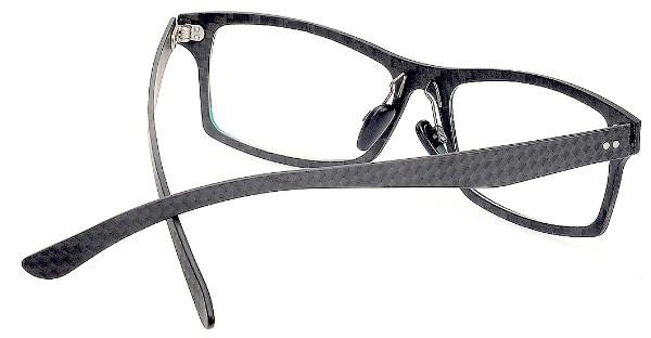 Fiber Optic Mens Eyeglasses Carbon Frame Glasses - Buy Fiber Optic ...