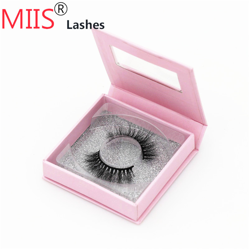 1d0836e1bec Alibaba Best Seller 3D Silk Eyelash Private Label Lashes Package With Own  Brand, View Eyelash Packaging, MIIS Lashes Product Details from Qingdao  Pusen ...