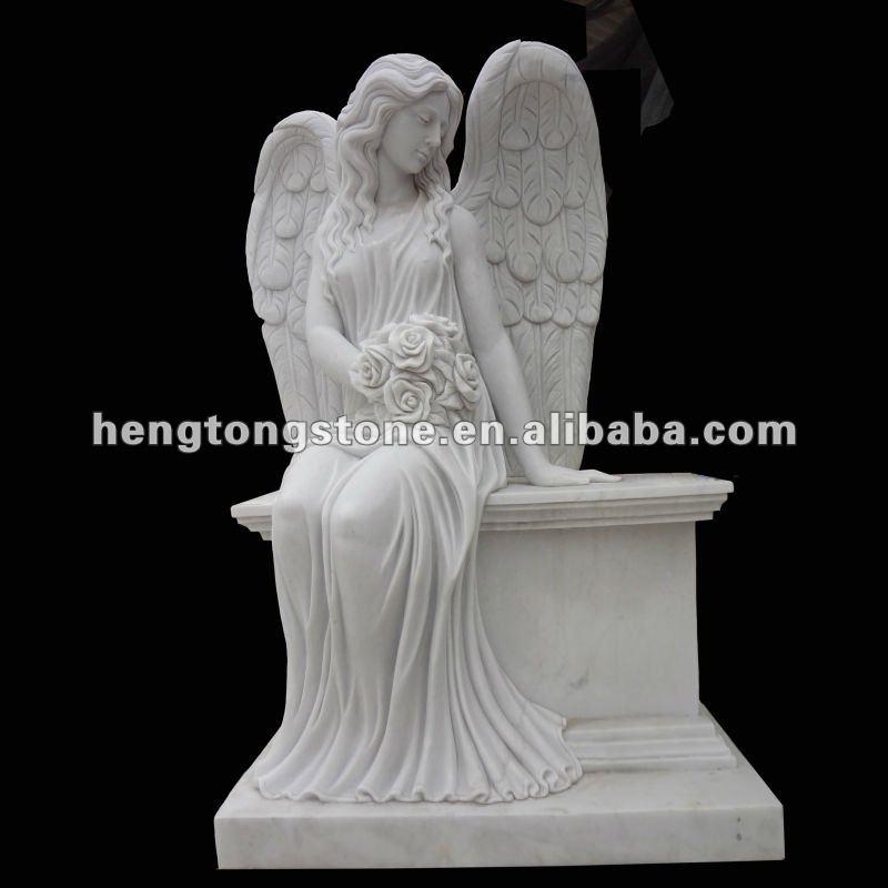 jardin marbre ange statue sculpture pas cher statues id de produit 577489393. Black Bedroom Furniture Sets. Home Design Ideas