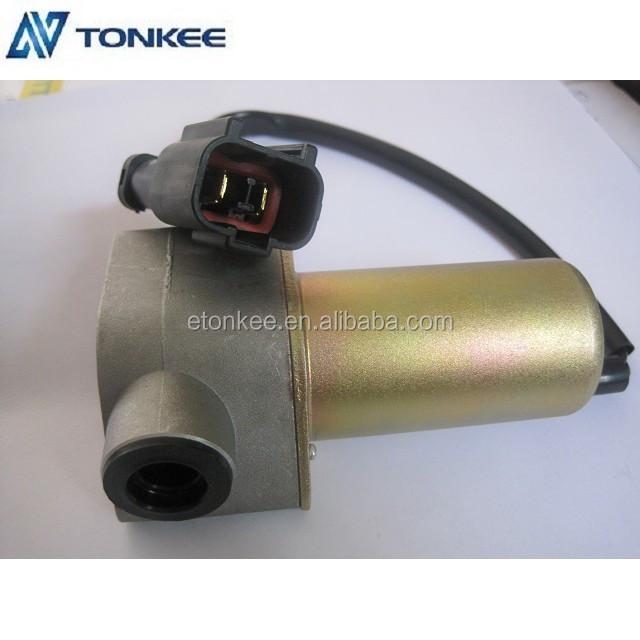 professional solenoid valve 139-3990 main pump solenoid E320B