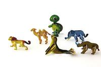 animal design 3D Foam paper Puzzle