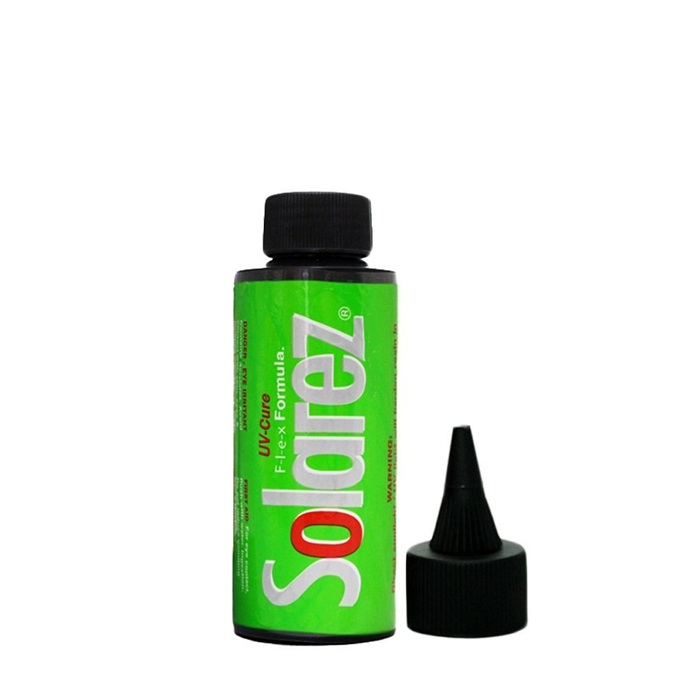 Solarez UV Cure Fly Tie Resin (2 Oz, F-l-e-x)