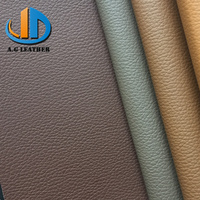 Wholesale cheap Knitted 100% PVC Good Quality Synthetic Leather for Decoration Leather Textiles Fabrics
