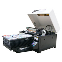 Excellent high speed small format printer uv a3 led uv digital flatbed printer with reasonable price