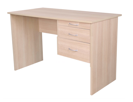 Modern Low Price Wooden Office Desk New Design Cheap