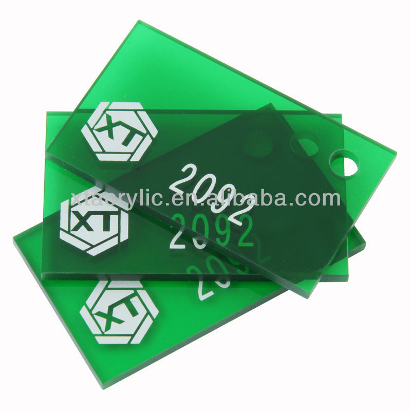 Multicolor cast plastic sheet/PMMA sheet