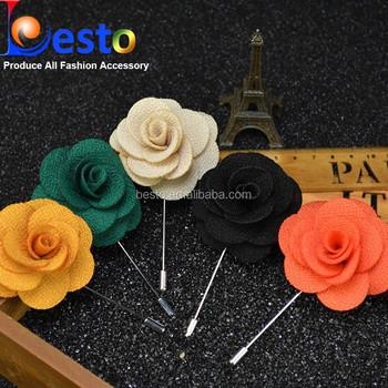 Handmade fake fabric flower lapel pin mens suit lapel pin flower handmade fake fabric flower lapel pin mens suit lapel pin flower brooch pins mightylinksfo