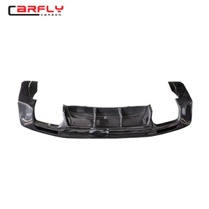 Carbon Fiber Zl1 Style Rear Diffuser for Camaro 16-18
