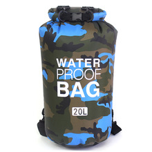 Add to Favorites · Custom Logo Printing camouflage polyester coated PVC dry  bag Outdoor Sport Camping Beach Swimming Waterproof ... 771f9f082d5ff