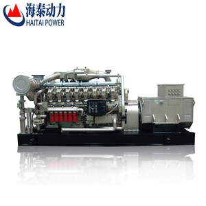 hot sale !! 500kw jichai natural gas /CNG/LPG/DUAL FUEL generator with CE certification