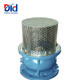Suction Iron Pvc Flanged Ball Type Stainless Steel Bradley Pedal Foot Check Valve With Strainer