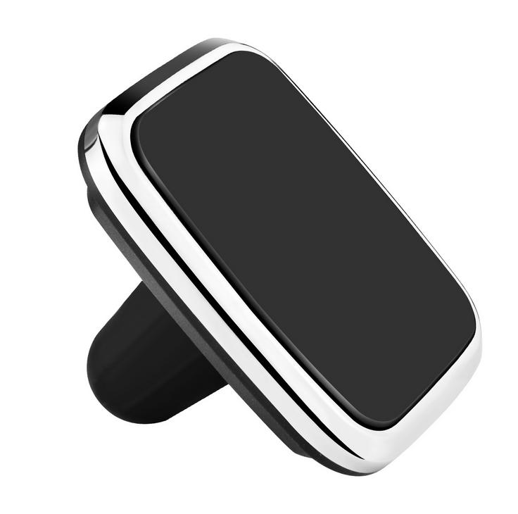 Universal auto de la ventilación soporte móvil smartphone imán ventilación