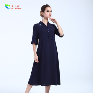 756c88e21bef China Spring Cotton Dress, China Spring Cotton Dress Manufacturers and  Suppliers on Alibaba.com