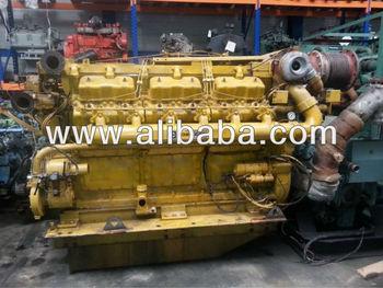 Used Caterpillar Marine Diesel Engines Generator And Parts - Buy Used  Caterpillar Marine Diesel Engines Generator Product on Alibaba com