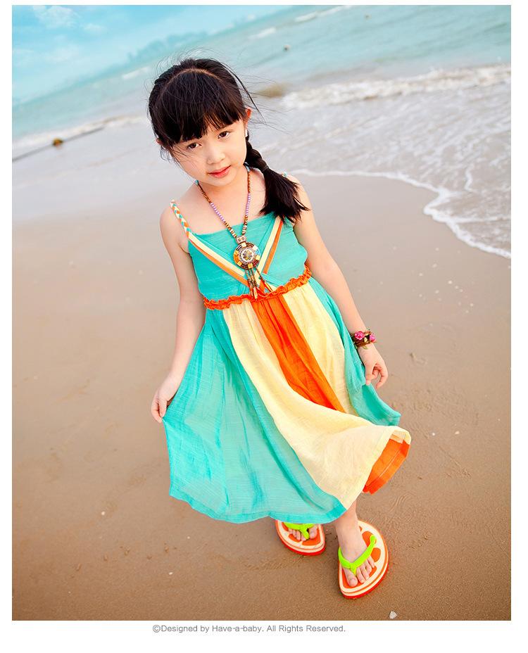Новая мама и дочь пляж платье купальник причинные платье девушки плавать платье соответствия мать дочь пляж плавать носить