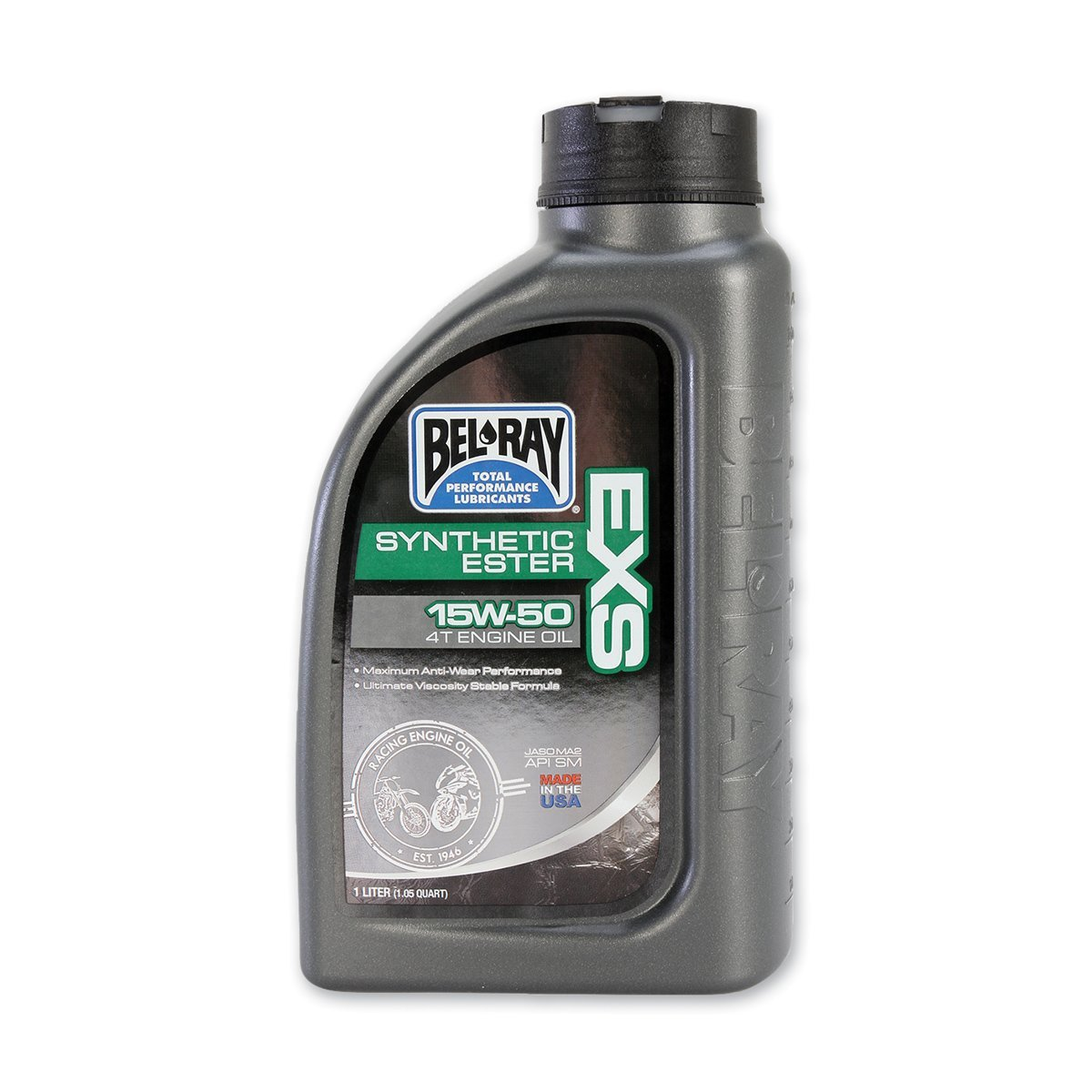 Bel-Ray 15W50 EXS Synthetic Ester 4T Engine Oil 99162-B1LW