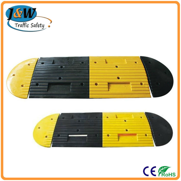 Rubber Speed Hump 8