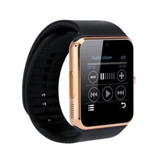 Smart Watch GT08 MKT Clock Sync Notifier With Sim Card GSM Bluetooth For apple iPhone huawei Android sport Smartwatch Phone