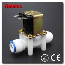 Water dispenser solenoid valve electric water valve forged stems