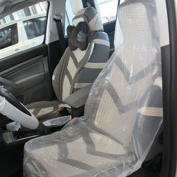 Plastic Seat Covers >> Clear Plastic Seat Covers For Cars