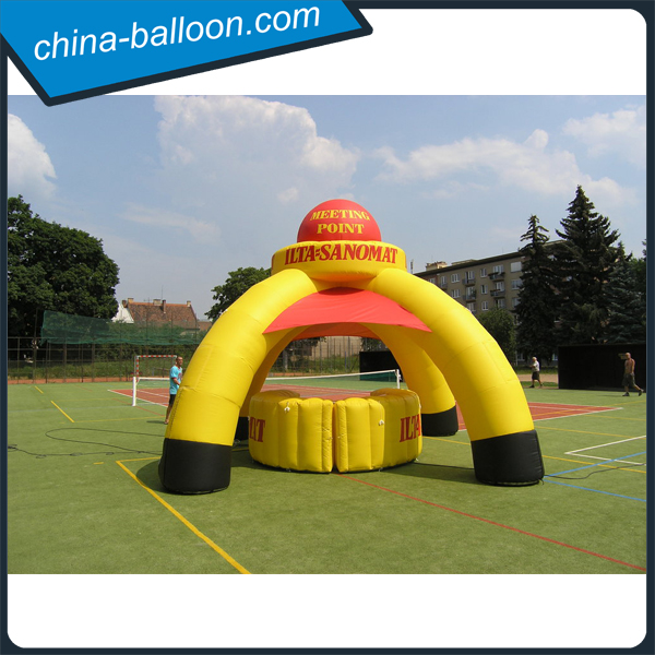 outdoor inflatable bar tent/ inflatable drink bar / inflatable air bar for advertisement