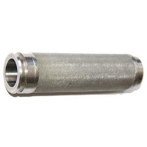 Stainless steel 316L Sintered mesh cylindrical filter