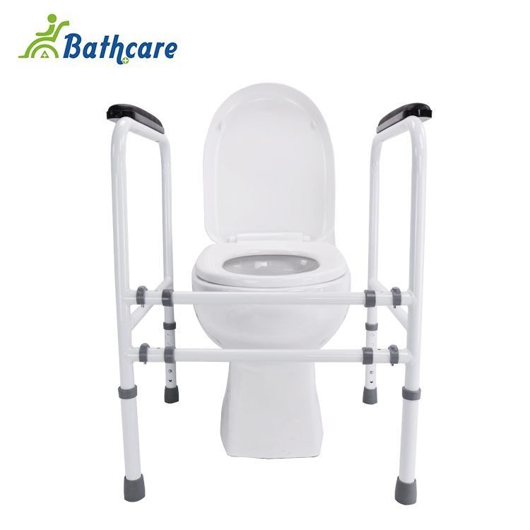 Medical Equipment Handicap Toilet Supports Armrests For Disabled