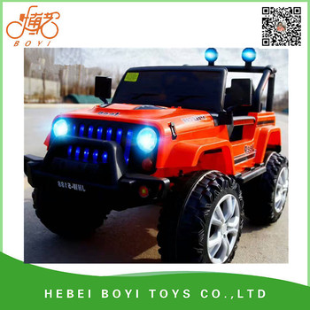 12v battery toy jeep kids ride on police car 2 seater children electric cars 12v