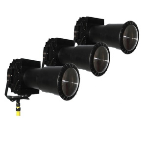Factory directly sale long range 300W hid convenient led search light with CE approval