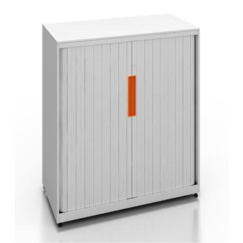 Roller Shutter Door Cabinet For Office