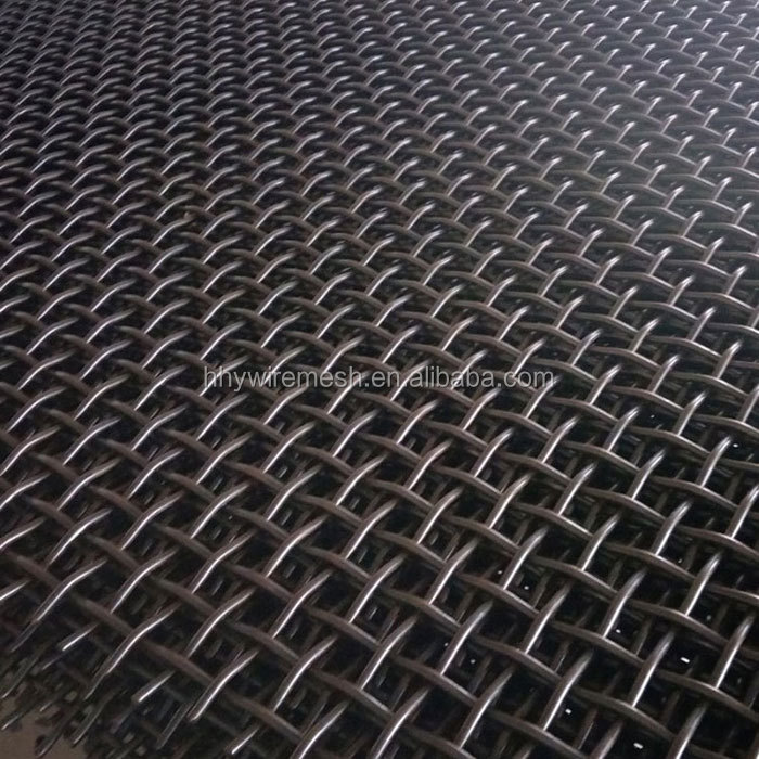 mine sieving screen vibrating screen mesh factory produce quarry screen crusher mesh