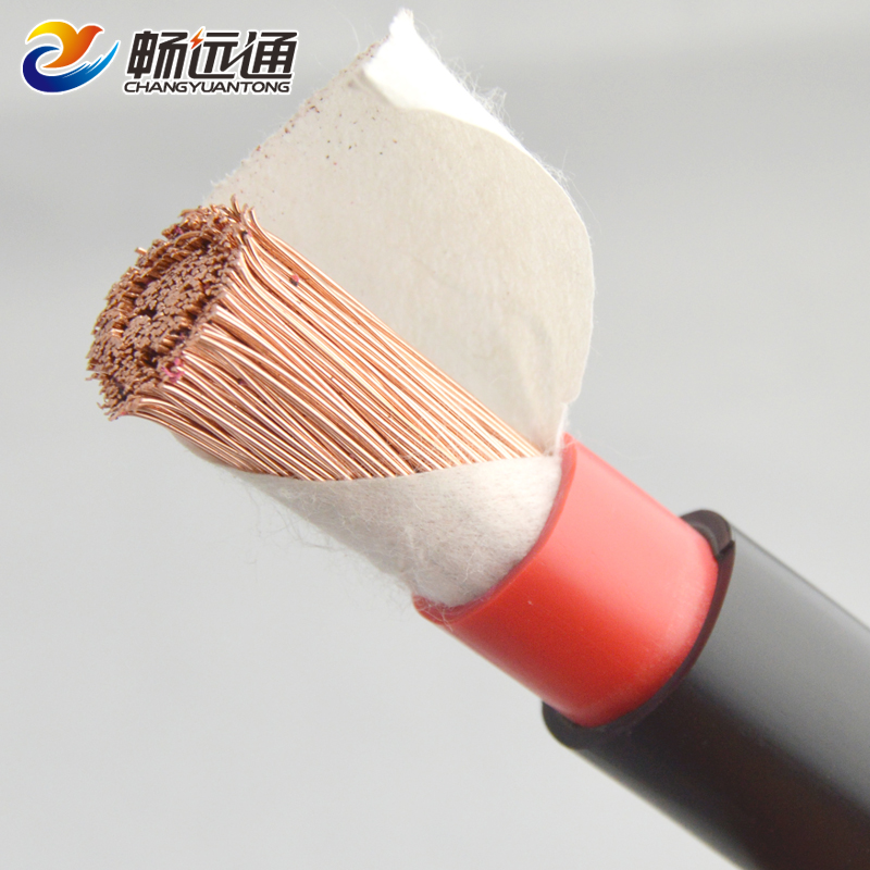 pvc sheath 95 mm flexible copper electrical cable with pvc insulation