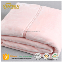 Hometextile New Product 100% Polyester Flannel Fleece united fashion blanket