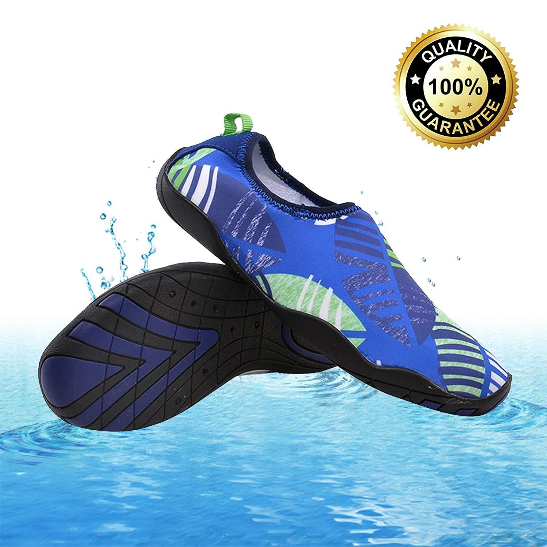 Eastsky Water Shoes Beach Shoes Swim Shoes Barefoot Surf Diving Yoga Walking for Men Women Kids