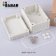 102*70*52mm Small Plastic IP68 Waterproof Electronics Enclosure Project Box