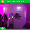 led light Photo Booth latest wedding decoration wedding stage backdrop decoration
