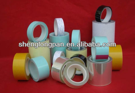 polyester film and Silicone adhesive petp tape