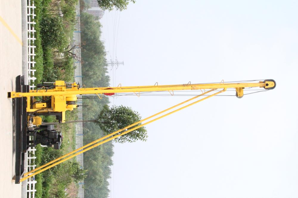 200m diesel engine core and water well drilling rig mud pump water drilling rig
