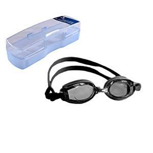 IST RX Prescription Swim Goggle with Optical Corrective UV Protection Anti-Fog Lenses