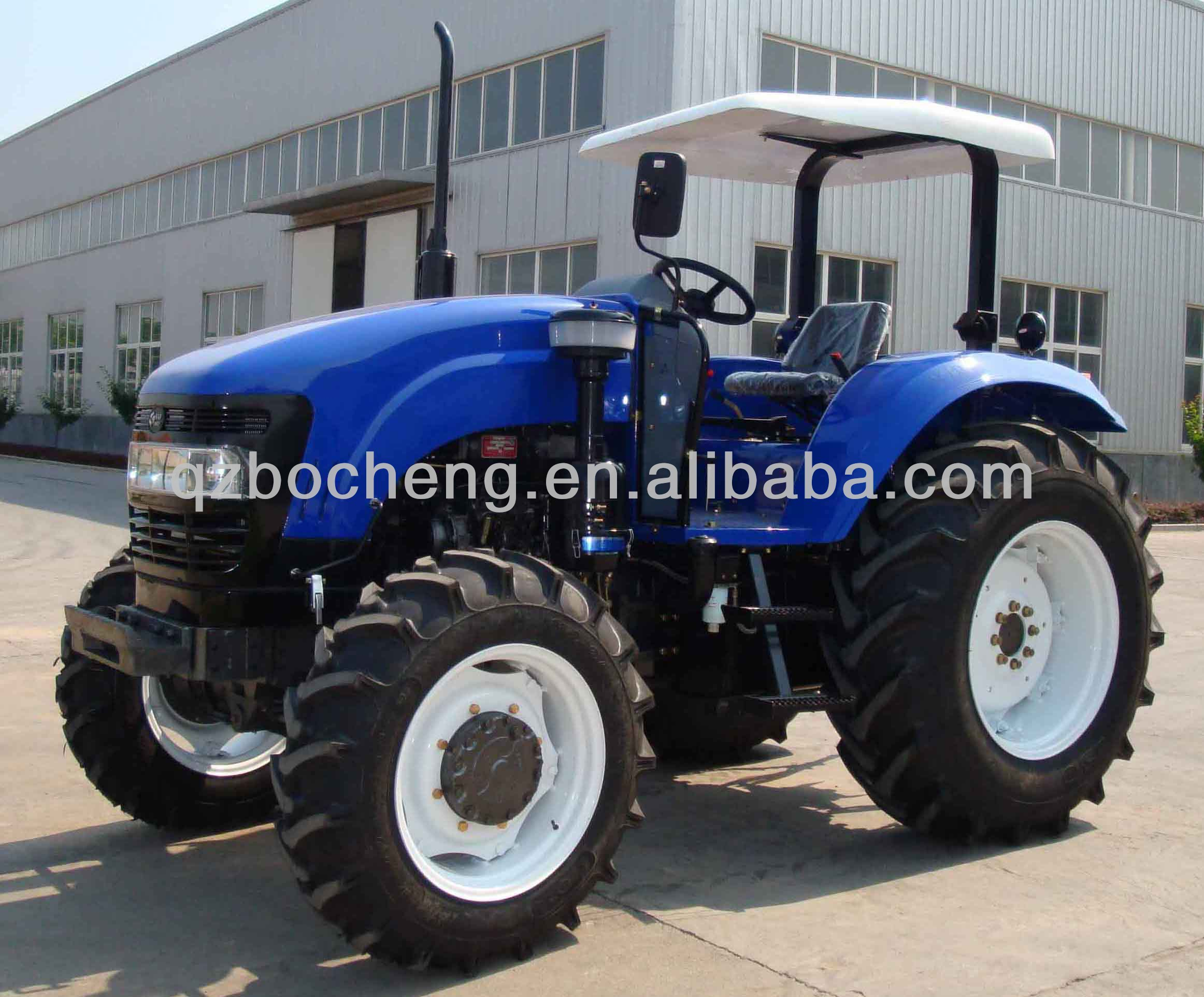 2014 new design dongfeng crawler tractor